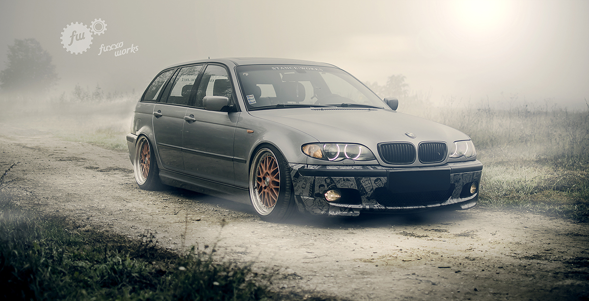 another stanced e46 330d touring page 7 e46fanatics. Black Bedroom Furniture Sets. Home Design Ideas