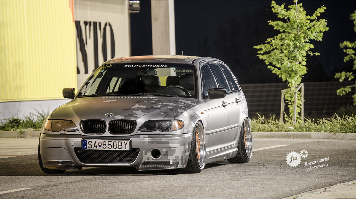 Another Stanced E46 330d Touring Page 16 Bmw E46 Fanatics Forum
